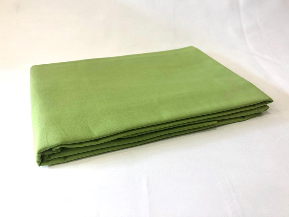 Jogi rjuha platno - Zelena